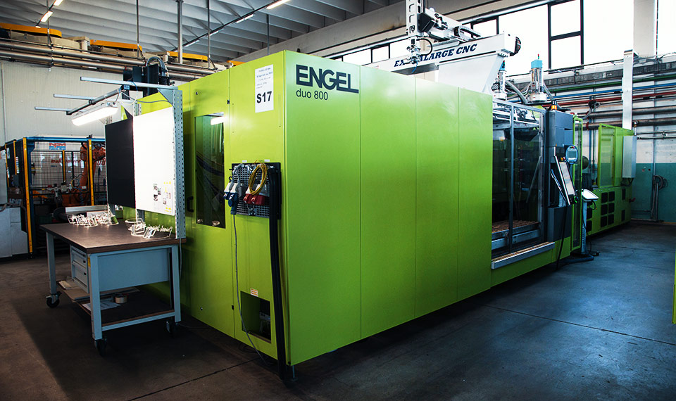MPS - Injection Moulding - Customer made injection moulding service